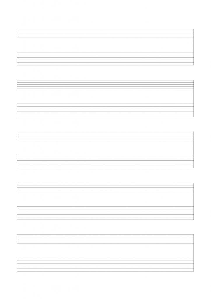 五線譜 タブ 譜 ダウンロード